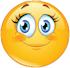 Emoticon, a smile